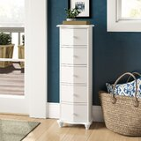 Gahanna 5 Drawer Accent Chest by Winston Porter