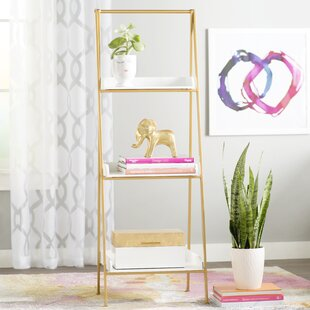 Shangrila Ladder Bookcase by Willa Arlo Interiors Comparison