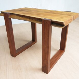 Diria End Table by Masaya & Co