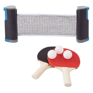 Portable Table Tennis Set by Hey! Play!