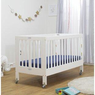 Online Reviews Roxy Folding Portable Crib ByOrbelle Trading