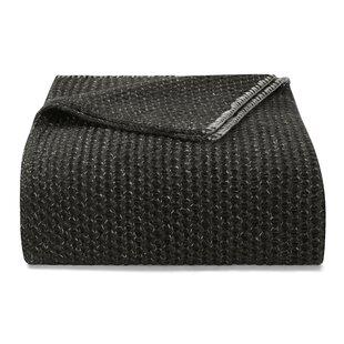Heather Knit Throw