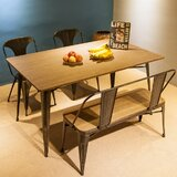 Dunaghy 4 - Piece Dining Set by Williston Forge