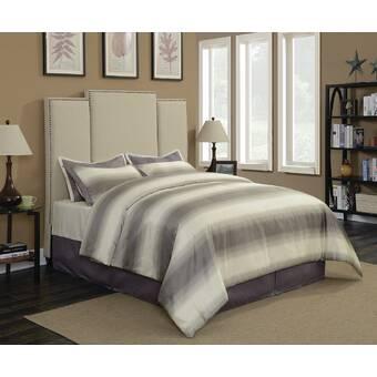 Mercer41 Chan Upholstered Standard Bed   Wayfair