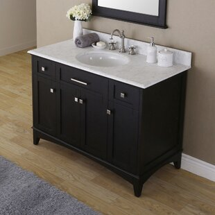 Paton 48 inch  Single Bathroom Vanity Set