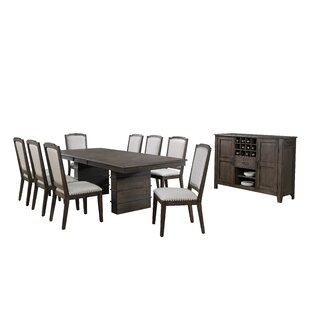 Seaver 10 Piece Extendable Dining Set Gracie Oaks
