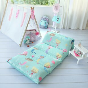 Bayliff Mermaid Themed Pillow Cover