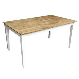 Dette Solid Wood Dining Table