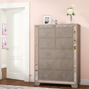 Dowson 5 Drawer Lingerie Chest by Willa Arlo Interiors Read Reviews