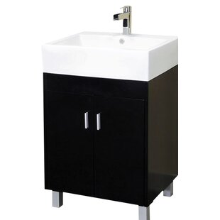 Graham 23 Single Bathroom Vanity Set by Bellaterra Home