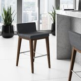 Harlowe Wood 24 Bar Stool by Upper Square™