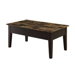 Savings Conte Lift Top Coffee Table by Darby Home Co