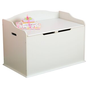 Read Reviews Austin Toy storage bench By KidKraft