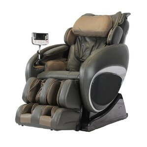 OS 4000T Faux Leather Zero Gravity Deluxe Massage Chair