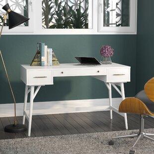 Tristian Writing Desk by Langley Street Amazing