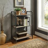 Barbury 36 H x 26 W Metal Etagere Bookcase by Williston Forge