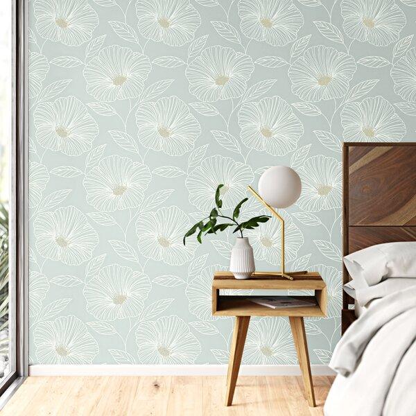 Rickey 33 L X 20 5 Wallpaper Roll Reviews Allmodern