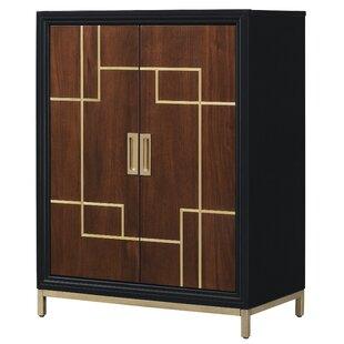 Navi Wine 2 Door Accent Cabinet by Mercer41