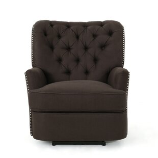 Prestbury Fabric Power Single Motor Recliner Alcott Hill Sale