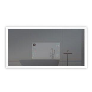 Barnoldswick Smart Bathroom/Vanity Mirror By Brayden Studio