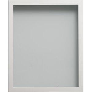 save to idea board black white - White Square Picture Frames