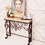 Gracelyn 44 Console Table by Astoria Grand