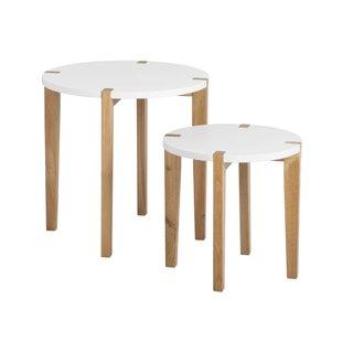 Zest 2 Piece Nesting Tables