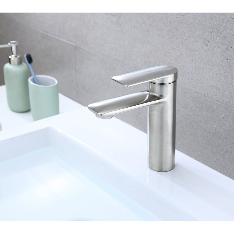 Ultra Faucets Wedge Single Hole