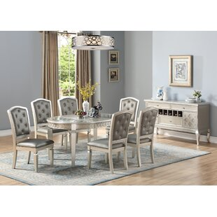 Branscum 7 Piece Drop Leaf Dining Set House of Hampton