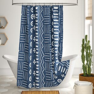 Adeline Single Shower Curtain