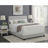 Glenmere Upholstered Standard Bed by Brayden Studio®