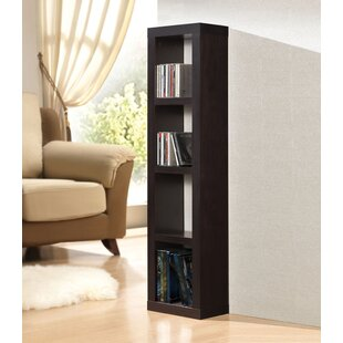 Aldrich Corner Bookcase by Charlton Home