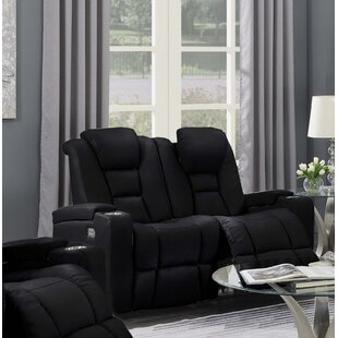 Adalynn Power Reclining Loveseat by Latitude Run