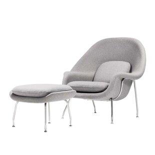 Engle Lounge Chair (Set of 2) by Orren Ellis