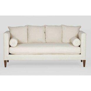Awesome Pembroke Tufted Back Sofa