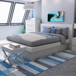 Best Reviews Ben Platform Bed with Rail Seating by Wade Logan Reviews (2019) & Buyer's Guide