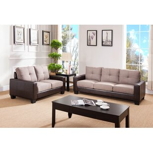 Affordable Manilla Configurable Living Room Set by Wildon Home® Reviews (2019) & Buyer's Guide