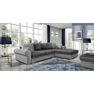 Bohrer Reversible Sleeper Sectional