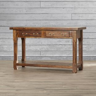 Review Cheyenne Console Table By Loon Peak