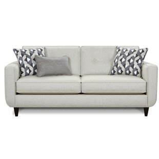 Shop Sedgley Linen Sofa by Charlton Home
