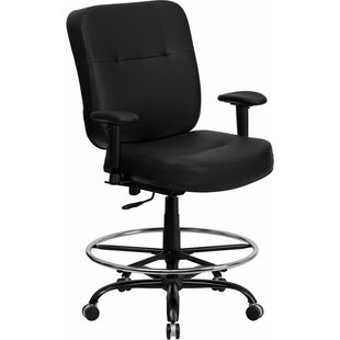 Krull Drafting Chair by Symple Stuff Bargain