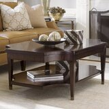 Kensington Place Solid Wood Coffee Table by Lexington