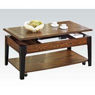 Price comparison Englund Lift Top Coffee Table with Storage By Darby Home Co