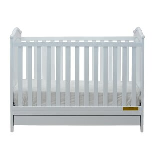 Jeanie 3-in-1 Convertible Crib By AFG Baby Furniture