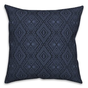 Vela Tribal Throw Pillow