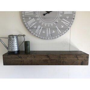 Wood Floating Shelf