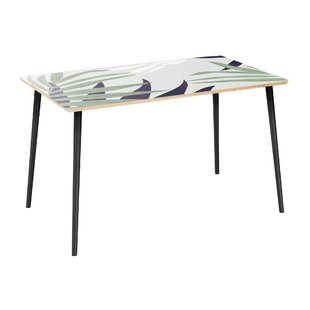Mercurio Dining Table by Wrought Studio Modern