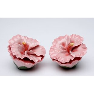 Hibiscus Rosa Salt and Pepper Set