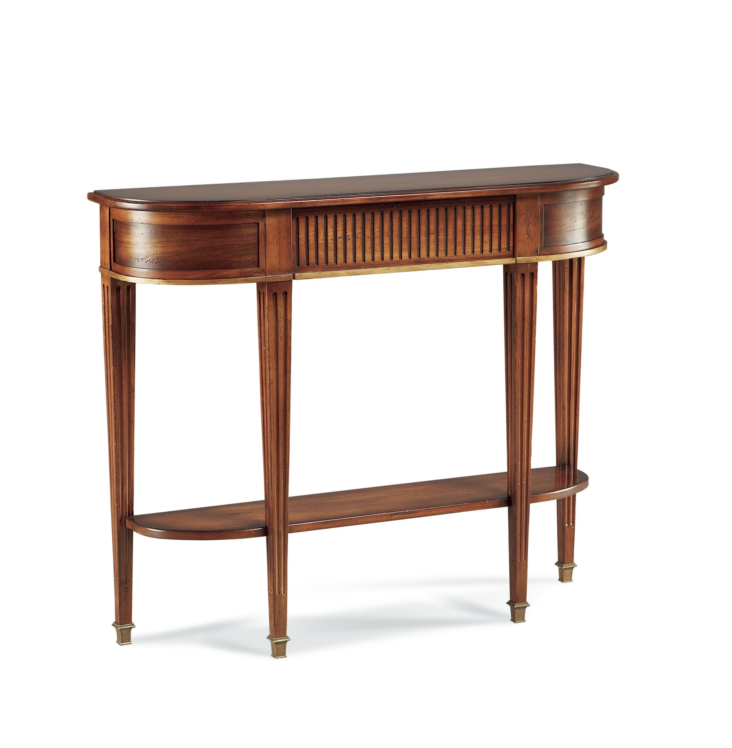 Cth Occasional 42 Solid Wood Console Table Wayfair