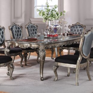 Wensley Extendable Dining Table by Astoria Grand